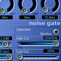 Create a Triggered Noise Gate Effect in Logic