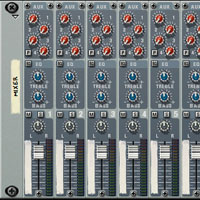 Getting to Know Propellerhead Reason 4s Mixer Device